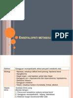 Ensefalopati metabolik
