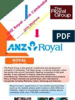 ANZ Royal Bank Cambodia LTD