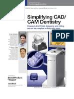 38749406 Cad Cam Dentistry