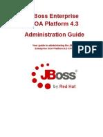 JBoss Enterprise SOA Platform 4.3 Administration Guide en US