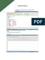 Supplier Interface