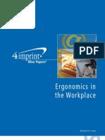 Ergonomics in Work Place