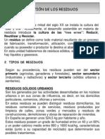 UNIDAD 16. GESTIÓN DE RESIDUOS