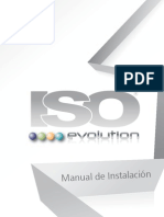 Manual ISO Evolution