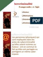 cybercriminalité - CIL kaya 16 au 17 decembre 2009 -les auteurs- les motivations- les vulnérabilités- les victimes