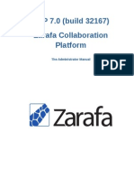 Zarafa Collaboration Platform 7.0 Administrator Manual en US