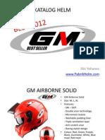 Katalog Helm GM 2012 - PabrikHelm[Dot]Com