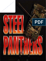 Steel Panthers - Manual - PC