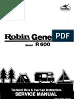Robin Generator r600