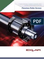 Roller Screw Brochure