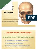 Sss155 Slide Trauma Muka Dan Hidung