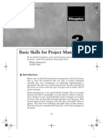 Basic Project Management Skills