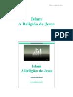 a religião de Jesus
