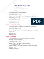 HYSYS Chemicals Course Outline