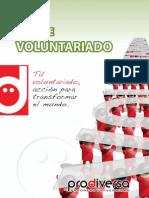 Guía Voluntariado Prodiversa