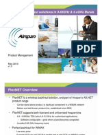FlexNET Backhaul Product Overview v1