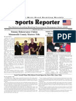 March 28-April 3, 2012 Sports Reporter