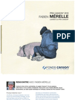 Livret Fabien Merelle Soft