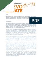 Proyecto de Resolución de Aprobación de la Ley de Matrimonio Homosexual - Final