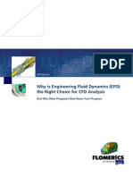 Why is Engineering Fluid Dynamics the Right Choice for CFD Analysis
