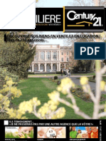 Magazine CENTURY 21 Mulhouse - Printemps 2012