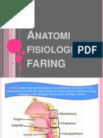 Anatomi Fisiologi Faring