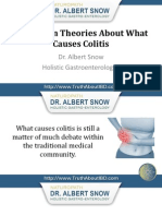 5 Common Theories About What Causes Colitis
