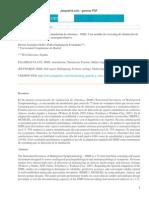 Inventario estructurado de simulación de síntomas  SIMS