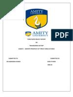 Engineering Sector Report
