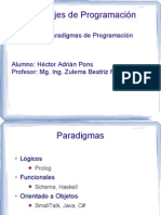 LP - Paradigmas