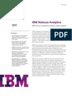 IBM Netezza Analytics USEN