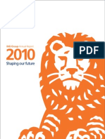 2010 Annual Report ING Group