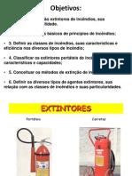 Aula de extintores