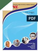 Andhra Pradesh Economics Quaterly Magazine
