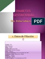 Caso Clinico de Diabtes Gestacional