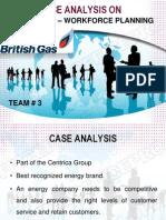 British Gas Case Study