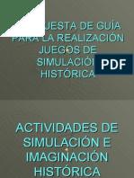 Diseño de Juegos de Simulación