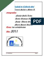 Colegio Elizabeth de Calderón Sol123456