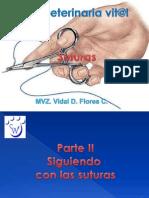 Tipos de Suturas II