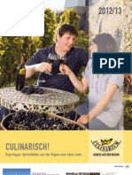 culinarisch! - Das Magazin 2012
