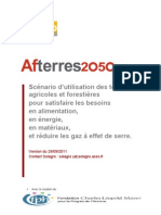 Afterres 2050 - Présentation