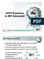 Adrian Scrase -3GPP- Roadmap to IMT-Advanced