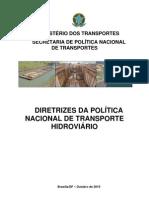 Politica Nacional de Transporte Hidro