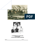 Surgimento da sociologia, Positivismo e Émile Durkheim