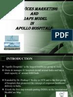 51042112 Service Mktng in Apollo Hospital