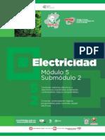 Guía FOrmativa. ELECTRICIDAD 52. CECyTEH Gobierno HIdalgo. 2012