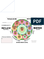 4.0 INflow Matrix Harmony Wheel Blank Value System