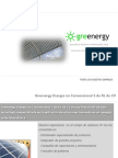 Greenergy Perfil 201202