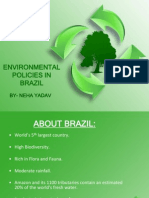 Policies of Brazil