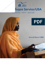 2011 Annual Report of Jesuit Refugee Service/USA